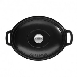 Oval serving casseroles