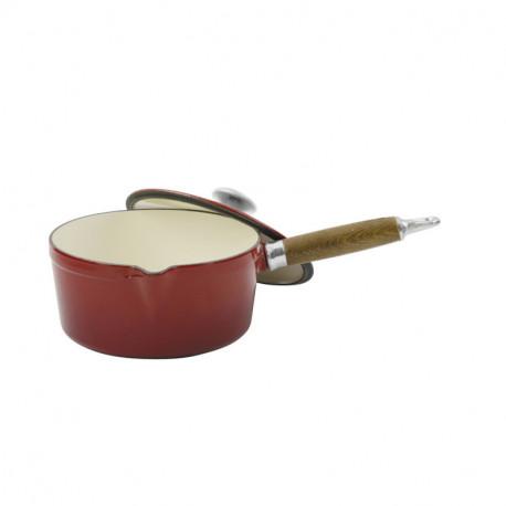 Saucepans with lids