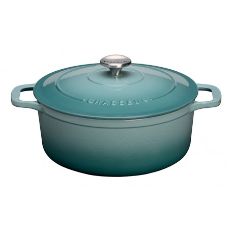 Round casserole